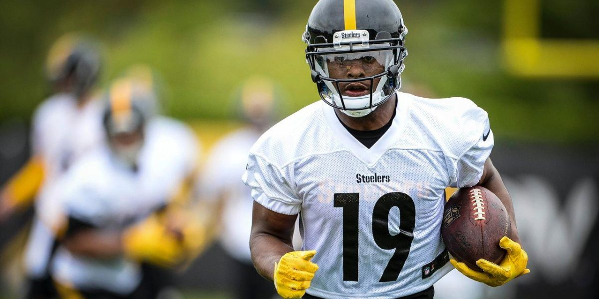 1b64baa964d Anatomy of a WR – JuJu Smith-Schuster – SteelerNation.com