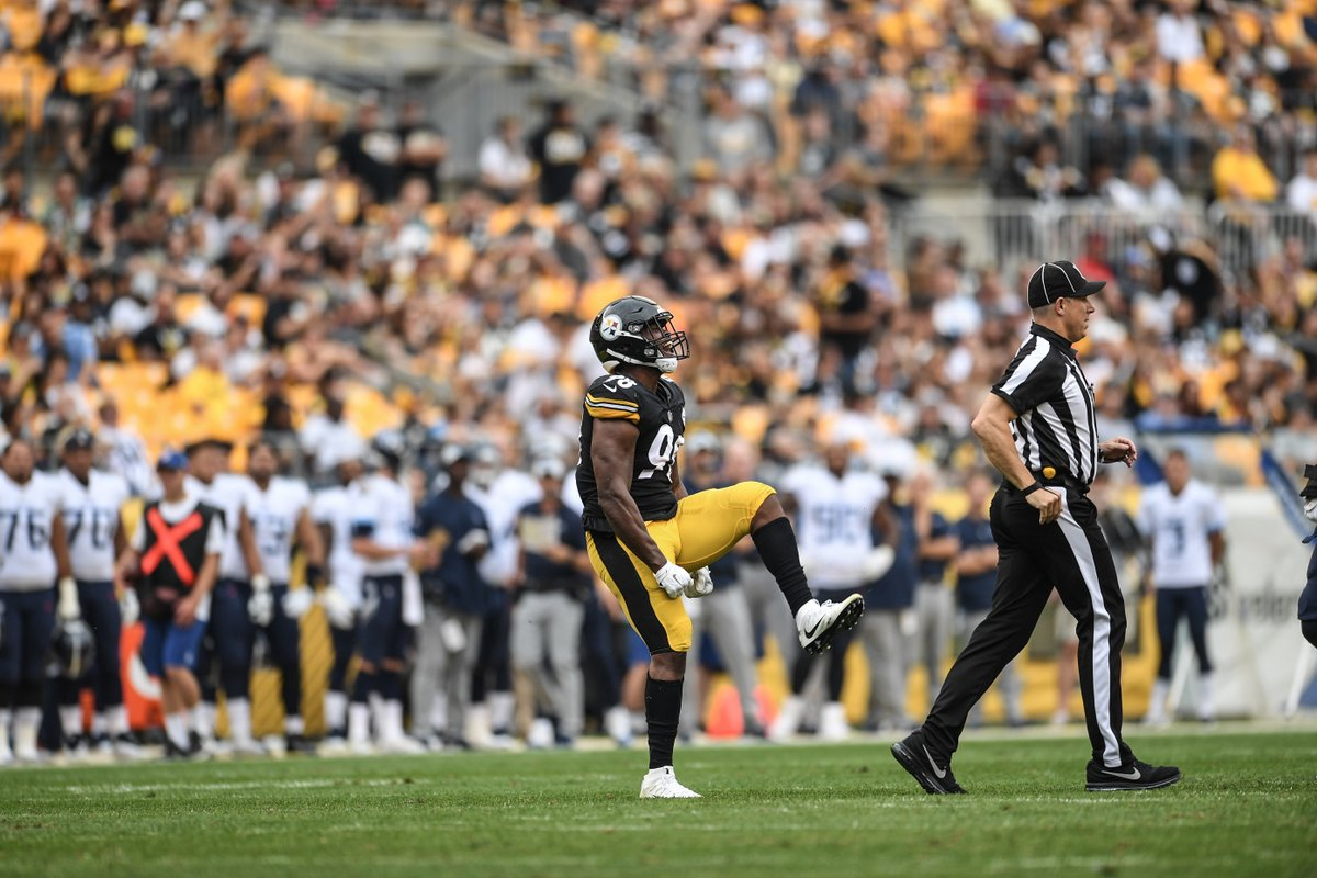 The Steelers got their chance to play in front of their home crowd at Heinz  Field against the Tennessee Titans in the third week of preseason. c6a283cd6