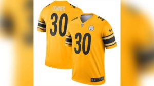 wholesale dealer 66d90 3c830 Would You Sport This New Steelers' Jersey? – SteelerNation.com