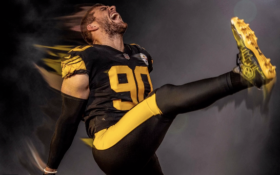 Steelers to Wear Color Rush Jerseys on Thanksgiving ...